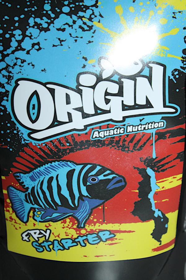 Origin Fry Starter